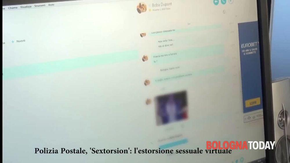 Dating online estorsione che paga per appuntamenti online