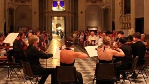 ZHdK String in concerto a Pieve di Cento