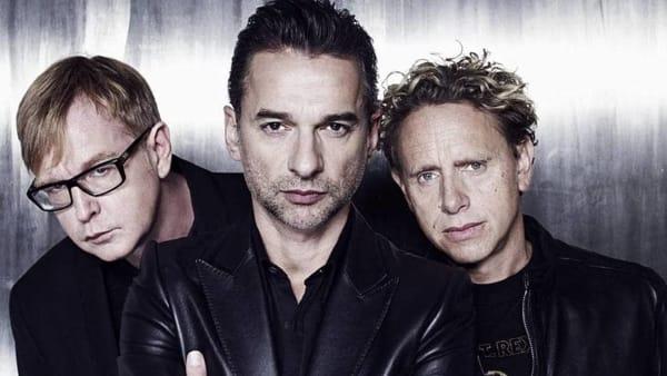"""Depeche Mode in concerto al Dall'Ara: solo 3 tappe italiane per """"Spirit"""""""