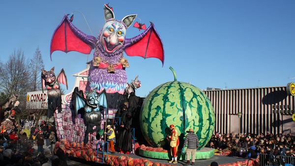 131a edizione del Carnevale di San Matteo della Decima