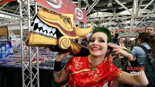 """""""Nerd Show"""": fumetti,videogiochi, cosplay, spettacoli e Youtuber"""