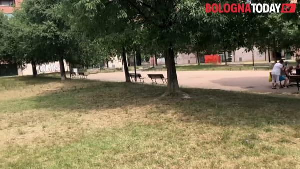 """Velodromo, parco per disabili: """"Comune vuole farci smontare tutto"""""""