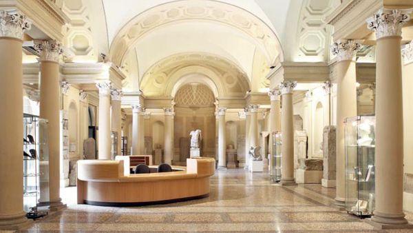"""Arte Fiera, """"Viva l'Italia"""" in scena al Museo Civico Archeologico"""