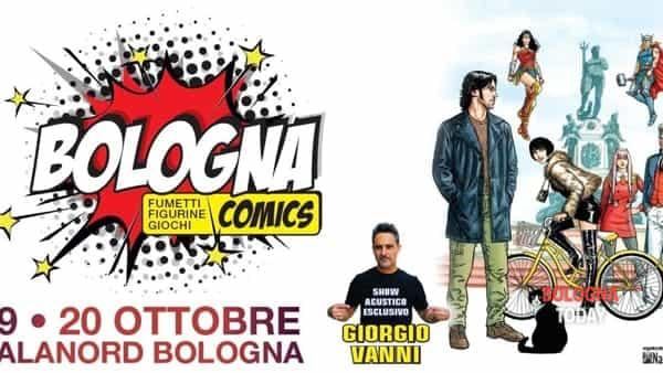 """""""Bologna Comics"""": fumetti, figurine, giochi e tanti ospiti"""