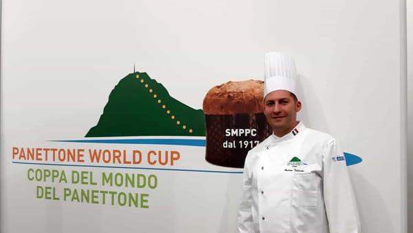 """Un bolognese alla Coppa del Mondo del Panettone: """"Ecco i miei segreti di pasticceria"""""""