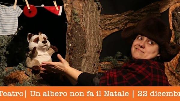 """""""Un albero non fa il Natale"""": lo spettacolo a San Lazzaro"""