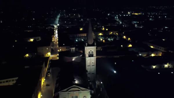 Coronavirus, le campane di Pieve di Cento risuonano nelle strade deserte | VIDEO