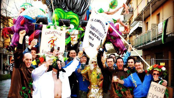 Storico Carnevale di San Matteo della Decima