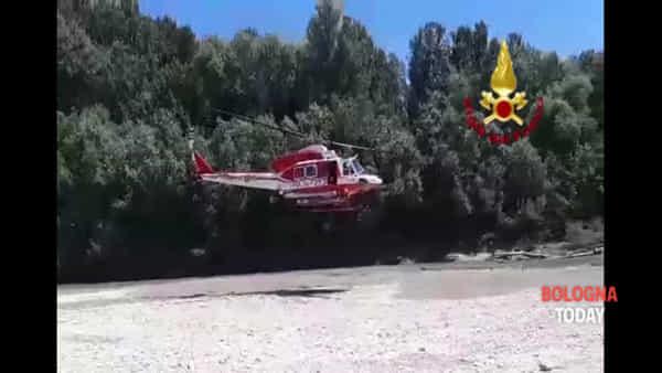 Lido di Casalecchio: 21enne annegato nel fiume Reno| FOTO e VIDEO