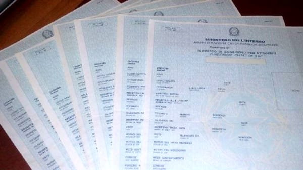 Finti contratti di lavoro per i permessi di soggiorno, 200 ...