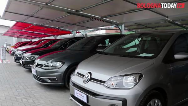A Bologna arriva il nuovo showroom usato garantito Volkswagen: ecco il salone Das Welt Auto