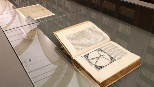 Leonardo Da Vinci: i suoi disegni da esplorare a Palazzo Poggi