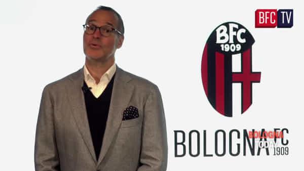 Bologna Fc, il videomessaggio di Saputo ai tifosi\VIDEO