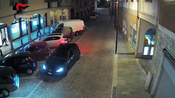 Assalti ai bancomat con esplosivo, in manette gruppo di bolognesi | VIDEO