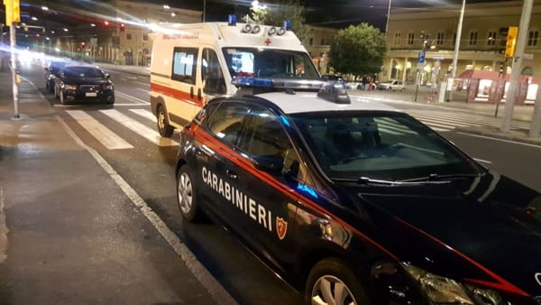 Incidente a Funo: pedone investito da auto pirata, era evaso dai domiciliari