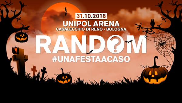 "Random Party di Halloween: una festa paurosa ""a caso"""