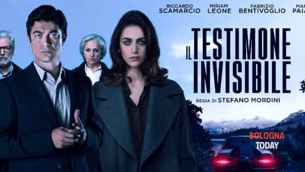 """Il testimone invisibile"" al cinema Tivoli"