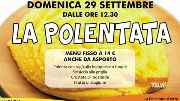 "La ""polentata"" in via Firenze"