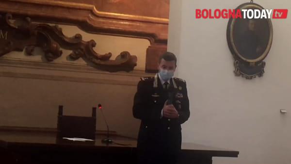 """Il Generale Domizi lascia L'Emilia-Romagna: """"Efficienza e senso civico anche in questo periodo difficile"""""""