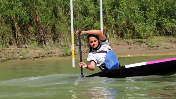 """""""In canoa senza barriere"""", la raccolta fondi per comprare nuove canoe agli atleti disabili"""