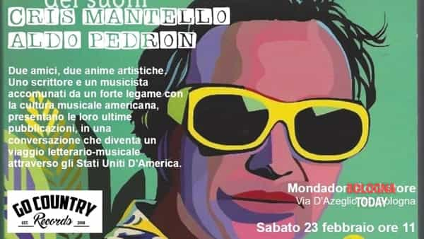 Cris Mantello e Aldo Pedron: country 'made in Italy'