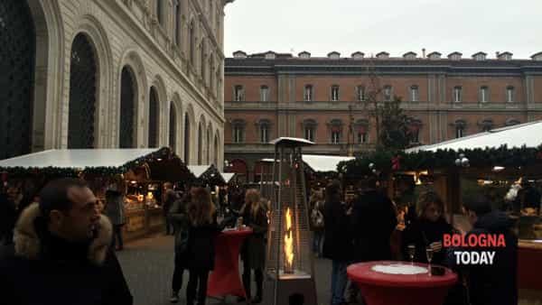 Torna il Villaggio di Natale Francese in Piazza Minghetti