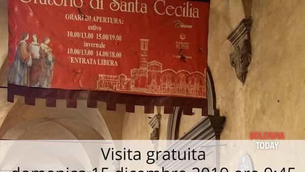 Visita all'Oratorio di Santa Cecilia