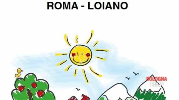 Staffetta ambientale viva il verde: da Roma a Loiano