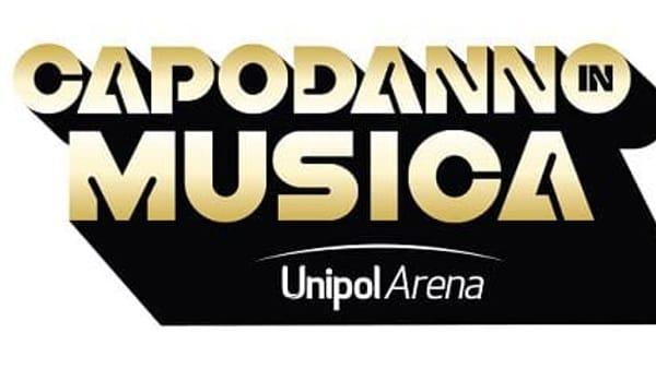 'Capodanno in musica': il 31 dicembre la diretta dall'Unipol Arena