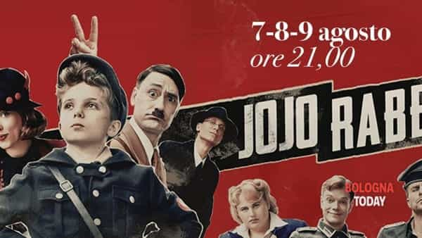 """Jojo rabbit"" all'Arena Cinema Tivoli"