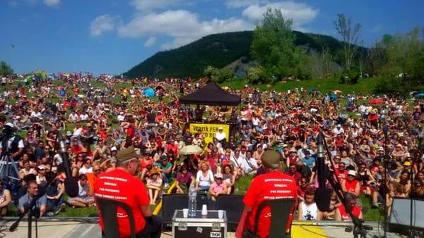 25 Aprile 2019 a Monte Sole - Percorsi Antifascisti!