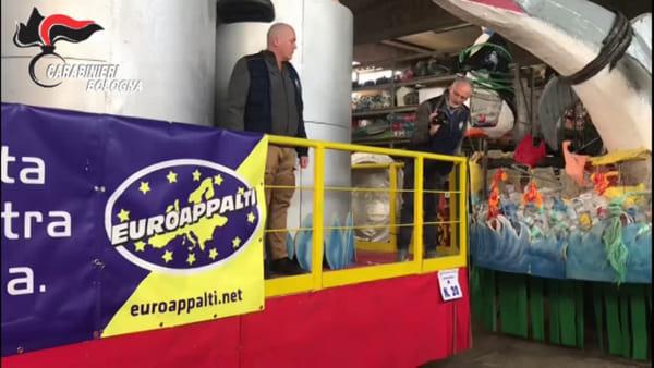 VIDEO| Morte Gianlorenzo, indagini scientifiche sul carro di Carnevale