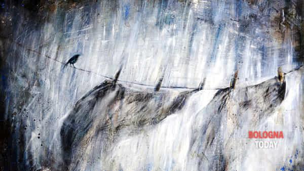 """Mariarosaria Stigliano, mostra """"Le trame del vento"""""""