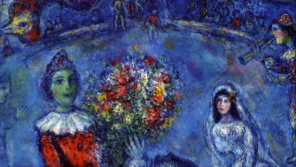 """""""Chagall. Sogno d'amore"""": la mostra a Palazzo Albergati"""
