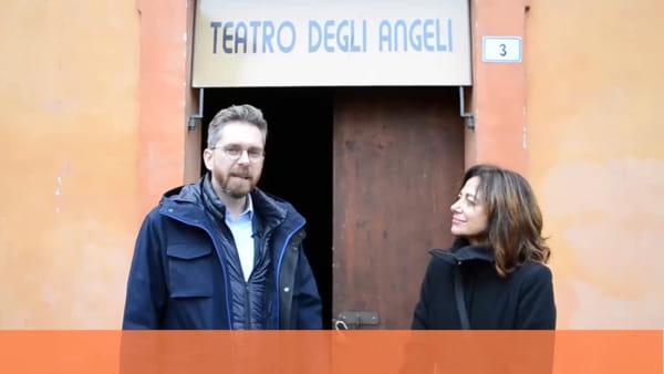 VIDEO| Il Teatro degli Angeli riapre dopo il rogo