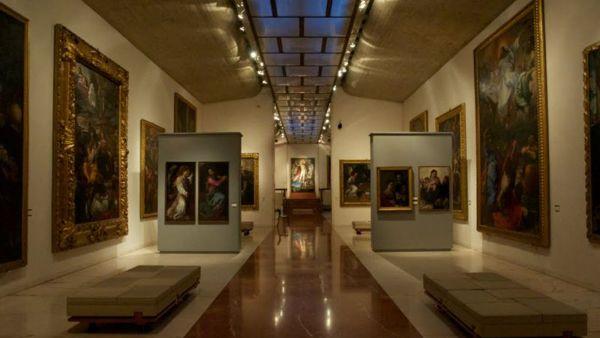"""""""C'è musica tra cielo e terra: Santa Cecilia"""" alla Pinacoteca"""