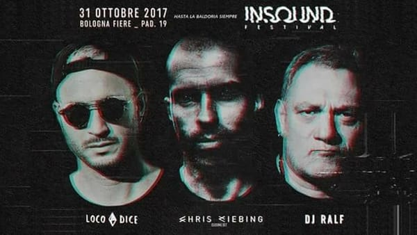 Insound Festival: Halloween alla Fiera di Bologna