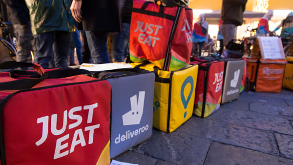 Lavoro, Just eat assume i riders dal 2021