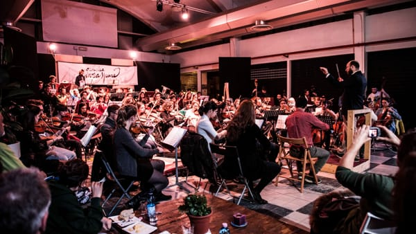 """""""Mercato Sonato"""": Orchestra Senzaspine e un sacco di eventi fino al 30 novembre"""