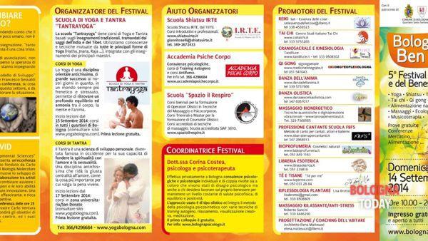 """Festival """"Bologna Benessere"""""""