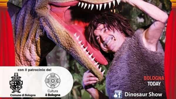 "Dinosaur Show ""live experience""!"