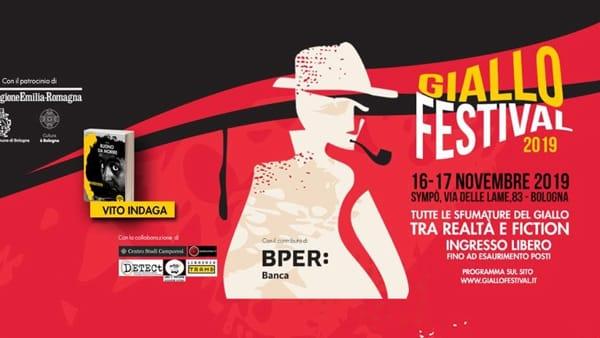Giallo Festival: due giorni fra letteratura, cinema e TV