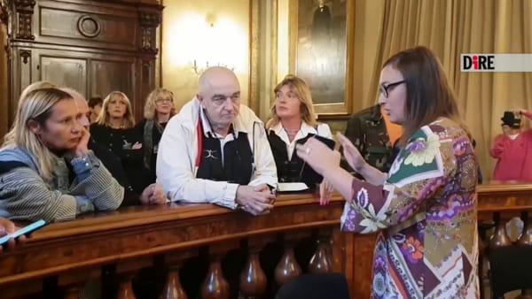 VIDEO| Gli ambulanti della Piazzola interrompono il consiglio comunale