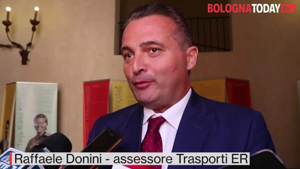 """Passante e Governo M5S-Pd, Donini: """"Finalmente usciamo da un tunnel"""""""
