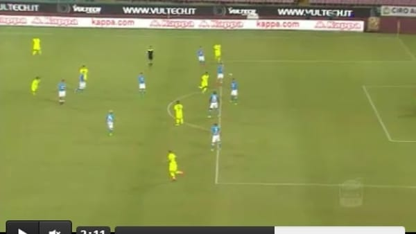 VIDEO | Napoli-Bologna 3-1: gol e highlights