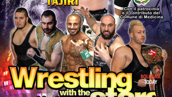 Wrestling with the Stars: show di wrestling a Medicina