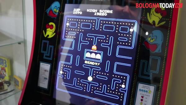 Un tuffo nel passato: al museo del videogioco si gioca come negli anni '80 | VIDEO