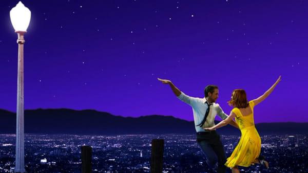 """""""La La Land"""" al'Arena Puccini"""