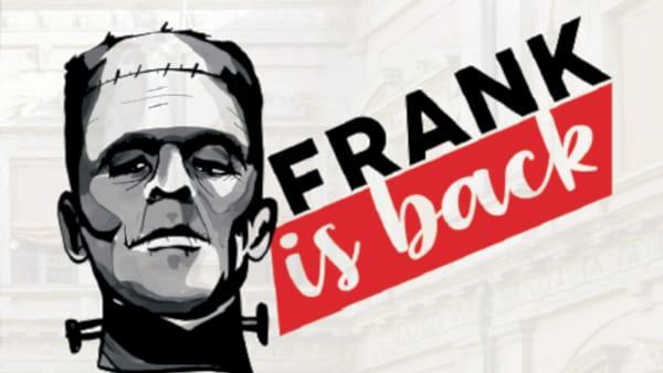"FRANK IS BACK ""DAL VIVO"""