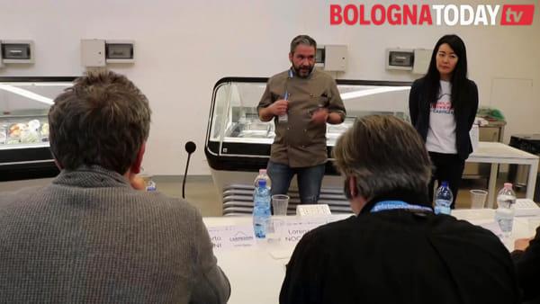 Alla Carpigiani la sfida per i gelati più buoni d'Italia | VIDEO